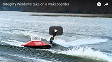Wild Wakeboarders Takes on Integrity