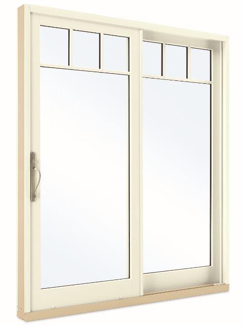 Sliding French Doors