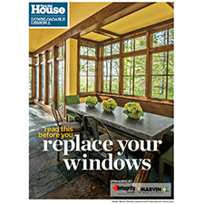 Read this before you replace your windows.