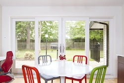 Marvin Sliding Patio Doors To The Rescue On This Kitchen Remodel!
