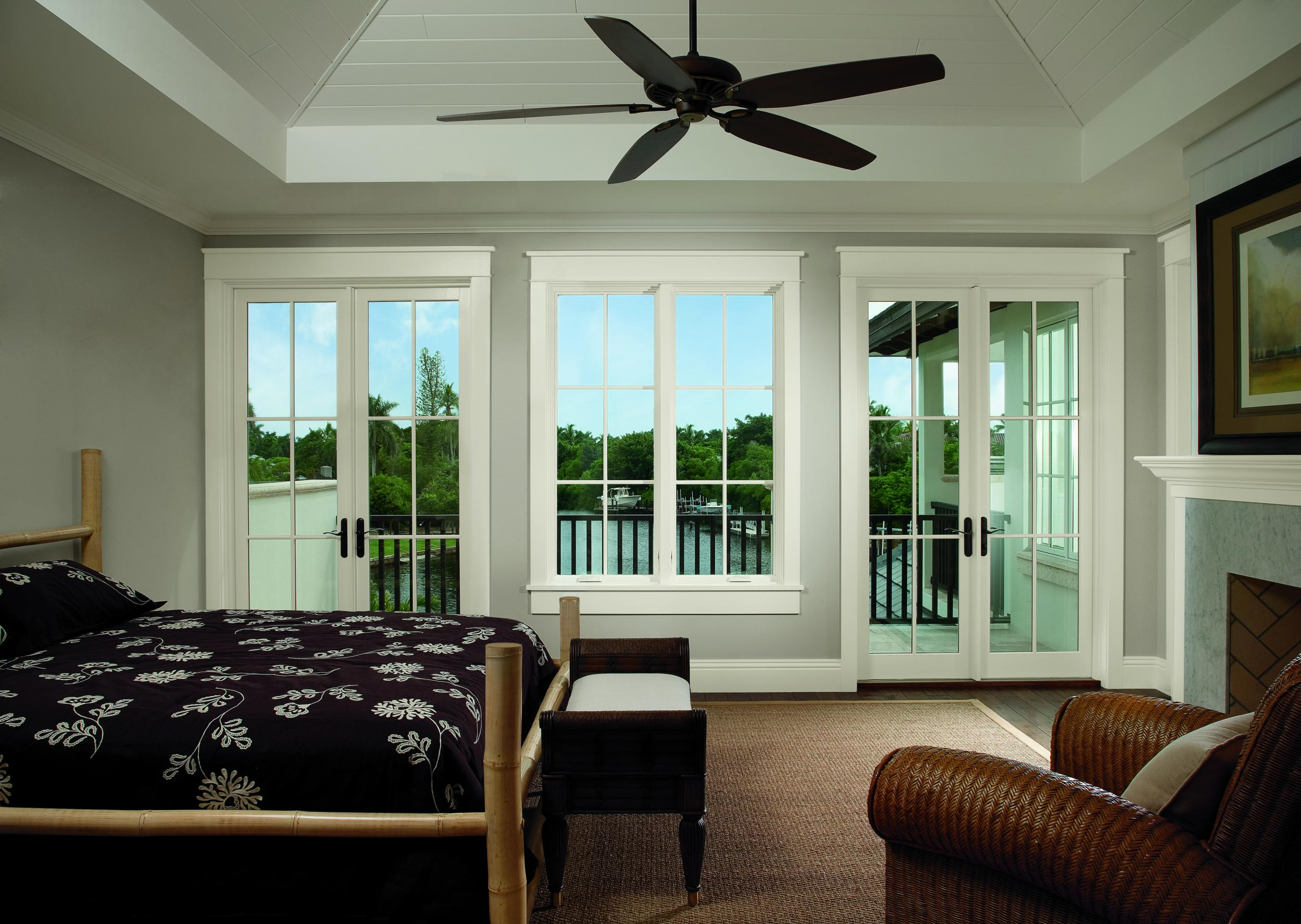 Elevate IMPACT Outswing French Doors