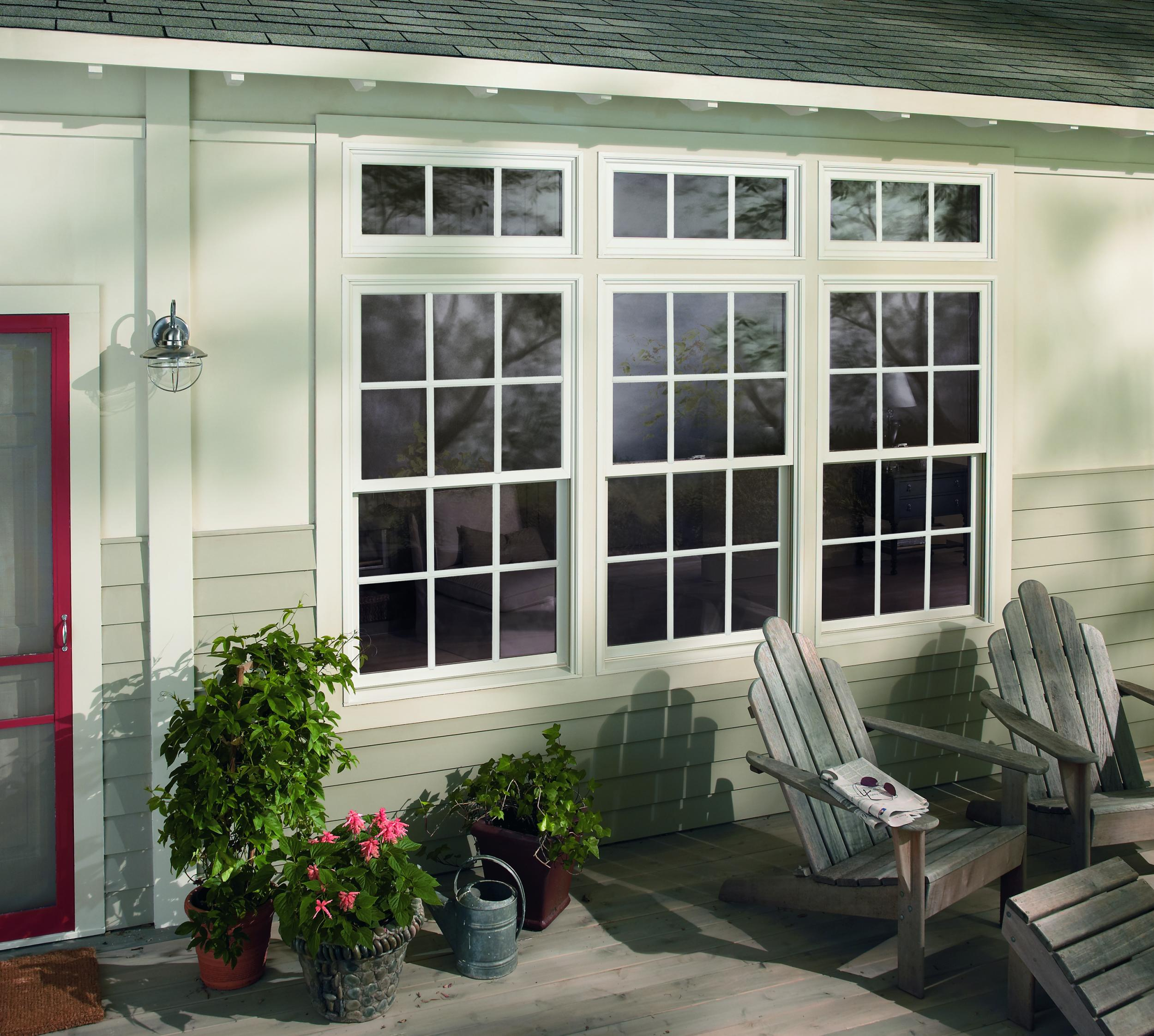 Integrity Wood-Ultrex Double Hung