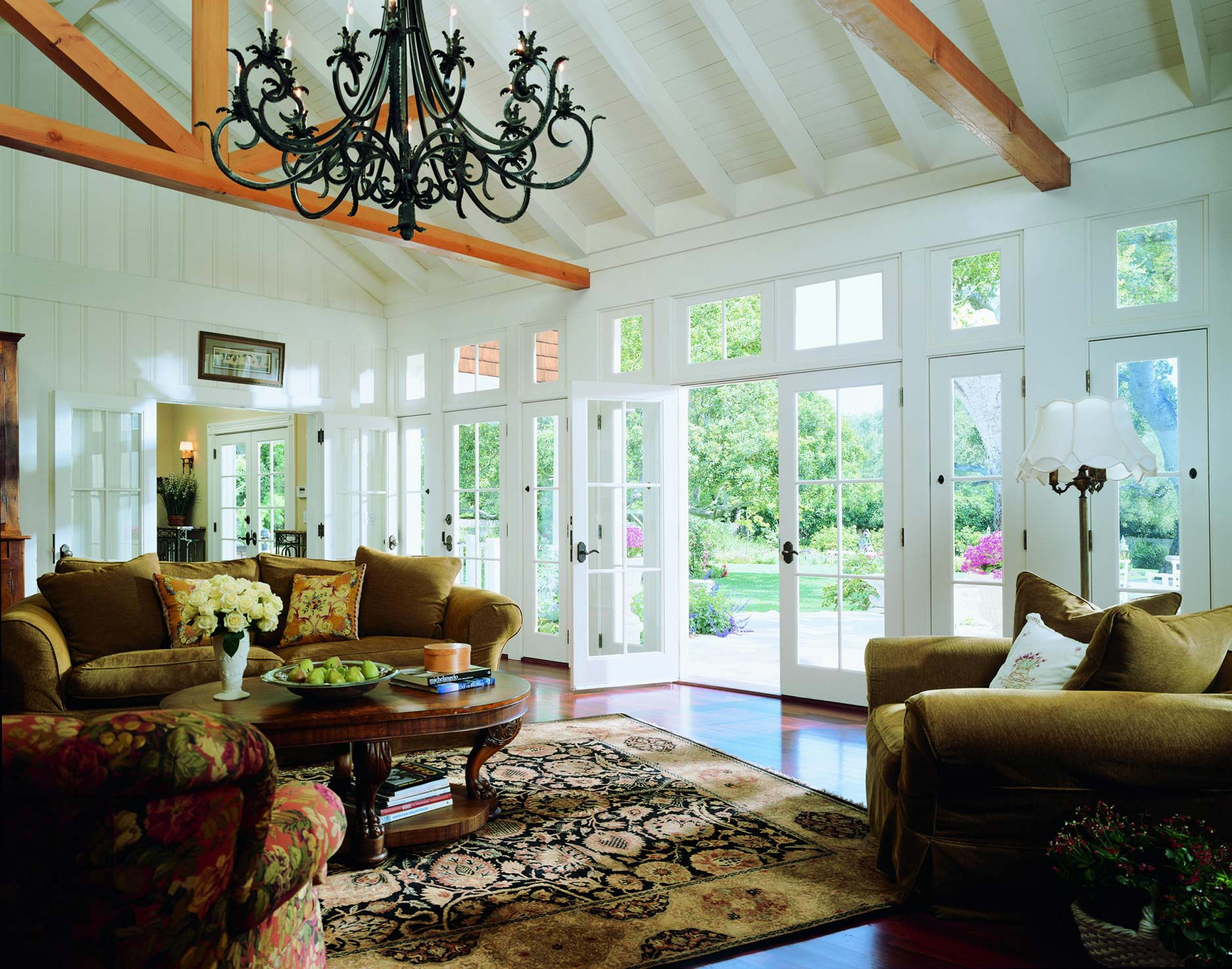 Marvin Inswing French Doors