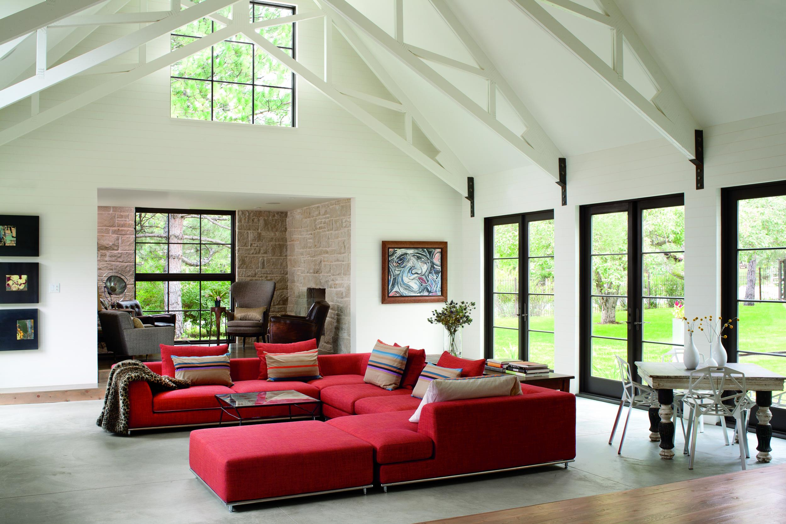 Marvin Ultimate Outswing French Doors