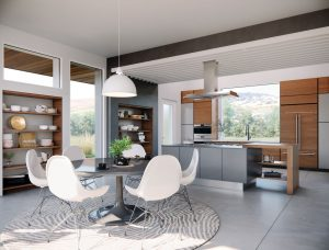 AWD Marvin Windows and Doors MODERN kitchen
