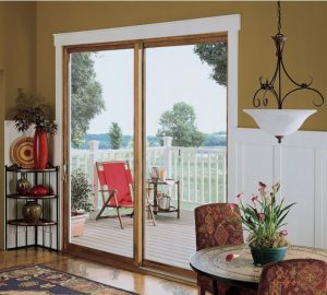 Sliding patio door AWD Authentic Window Design