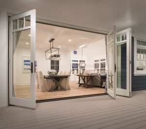 Authentic Window Design Marvin Bi-fold Doors