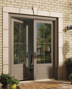 Authentic Window Design inswing marvin french door