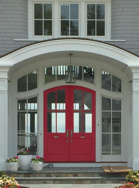 AWD upstate door exterior distinctive wood door