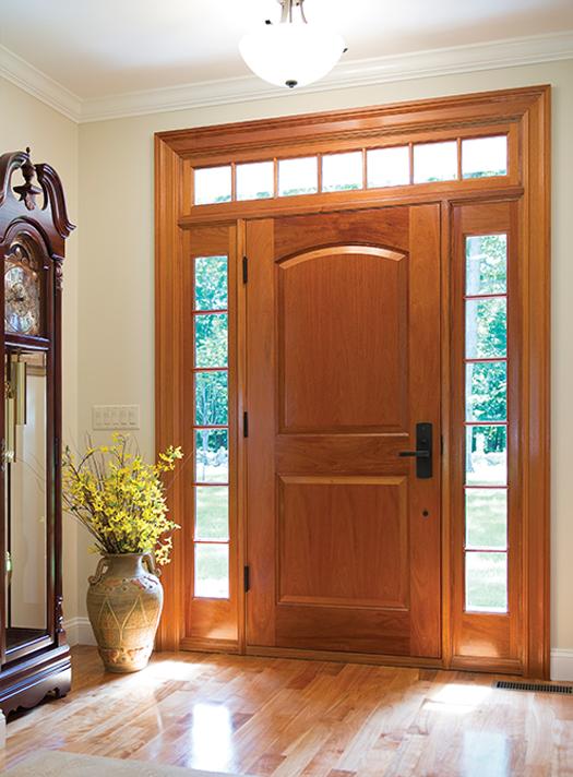 upstate door exterior distinctive wood door awd