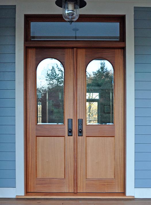upstate door wood exterior door distinctive awd